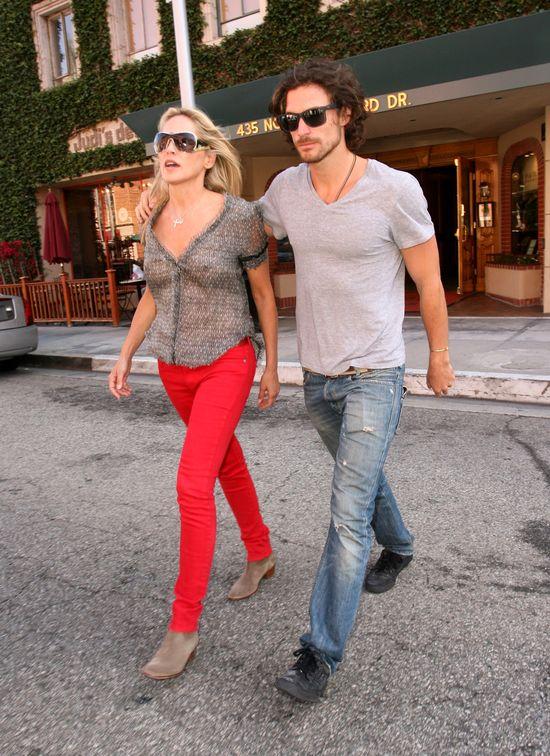 Sharon Stone zaręczyła się z 27-latkiem!