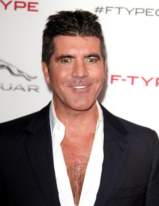Simon Cowell przesadził z botoksem (FOTO)