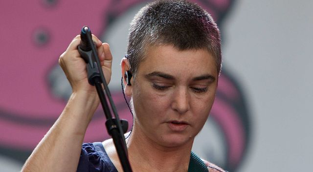 Sinead O'Connor trafiła do szpitala?