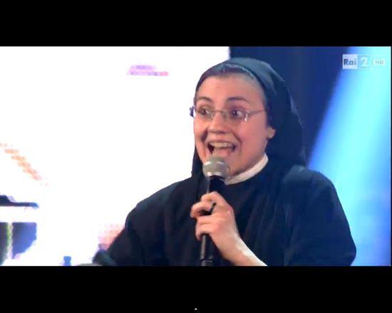 Siostra Cristina wygra�a w�oski The Voice [VIDEO]