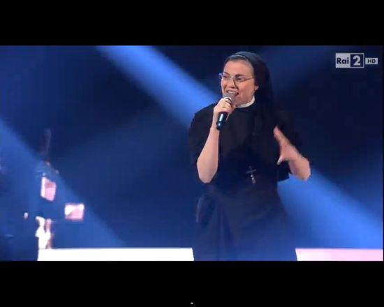 Siostra Cristina wygrała włoski The Voice [VIDEO]