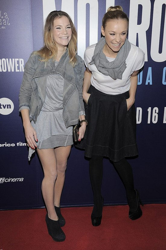 Siostry Bohosiewicz na premierze filmu (FOTO)