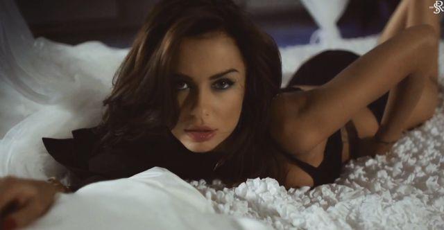 Natalia Siwiec w seksownej bieliźnie (