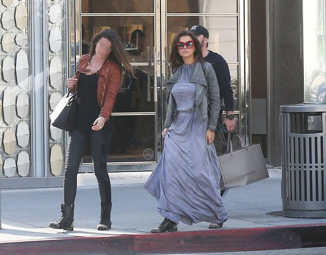 Tylk u nas! Natalia Siwiec na ulicach Los Angeles (FOTO)