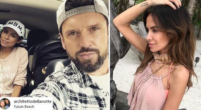 Mąż Natalii Siwiec pokazał Mię i doprowadzil fanki do łez (Instagram)