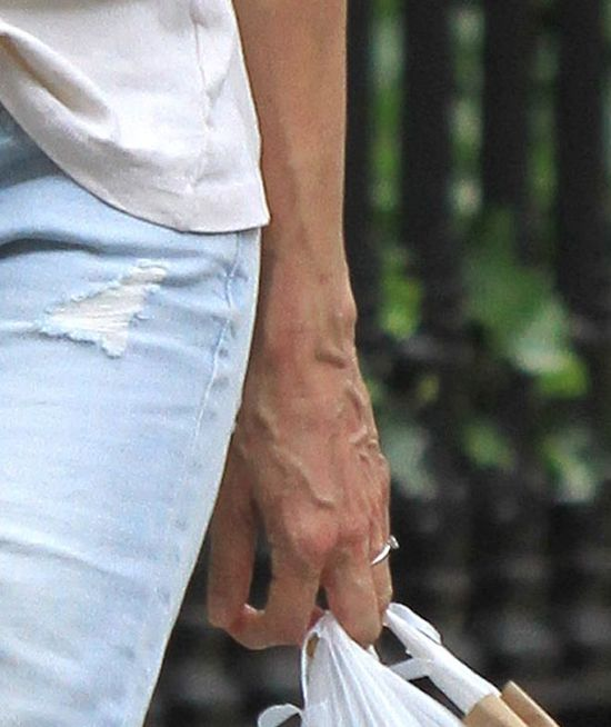 Sarah Jessica Parker na zakupach (FOTO)