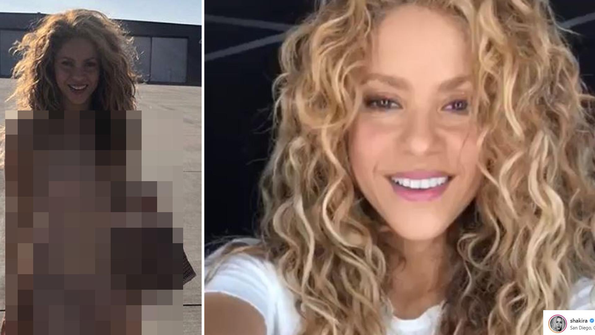 Shakira wiecznie młoda – W TEJ sukience wygląda jak nastolatka!