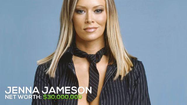 Poznaj 10 najbogatszych... gwiazd porno!