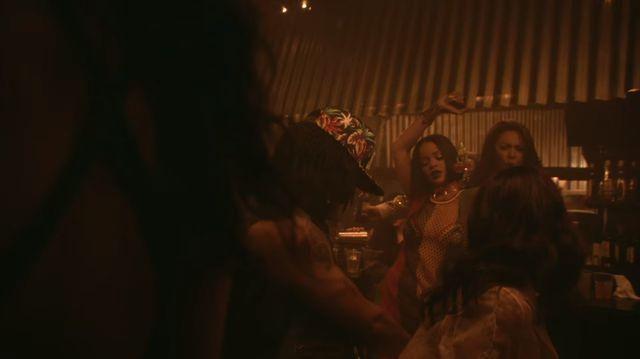Zobacz seksowny teledysk Rihanny - Work!