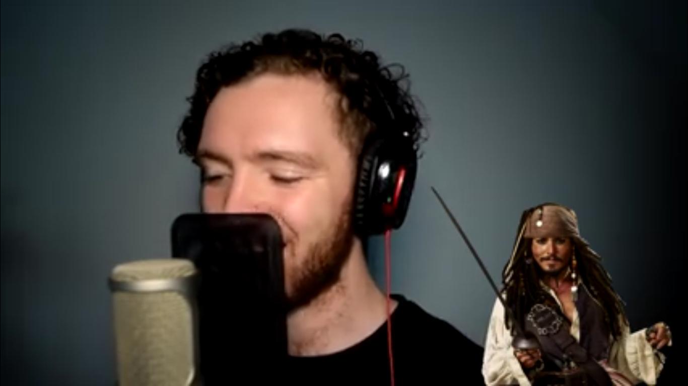 Szok! Ten cz�owiek potrafi uda� ka�dy m�ski g�os z Gry o Tron! (VIDEO)