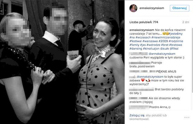 Wow! Anna Kalczyńska pochwaliła się ciążowym brzuszkiem!