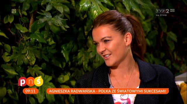 Agnieszka Radwańska WYPROWADZONA z równowagi! Poszło o... MACIERZYŃSTWO!