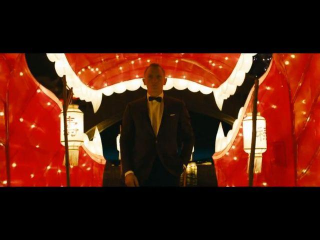 Gorące gwiazdy w nowym Bondzie [VIDEO]