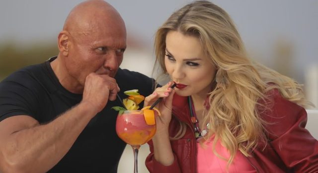 S�awomir i Ma�gorzata Socha jako Aneta - b�dzie HIT! [VIDEO]