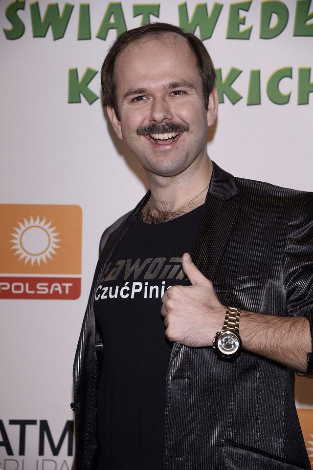 Sławomir będzie reprezentował Polskę w Eurowizji 2018? Jest jego komentarz