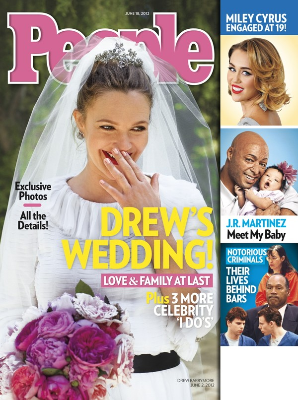 Najgłośniejsze śluby 2012 (FOTO)