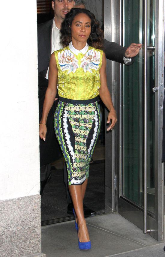 Jada Pinkett-Smith w obronie m�odych celebryt�w