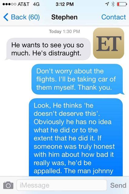 Amber Heard pokazuje sms-y potwierdzające winę Johnny'ego Deppa!