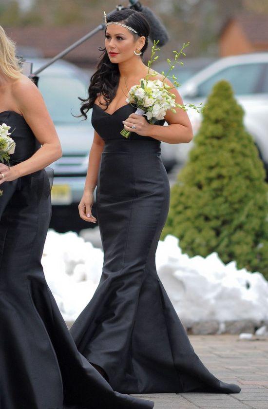 Snooki już pochwaliła się fotkami ze ślubu (FOTO)