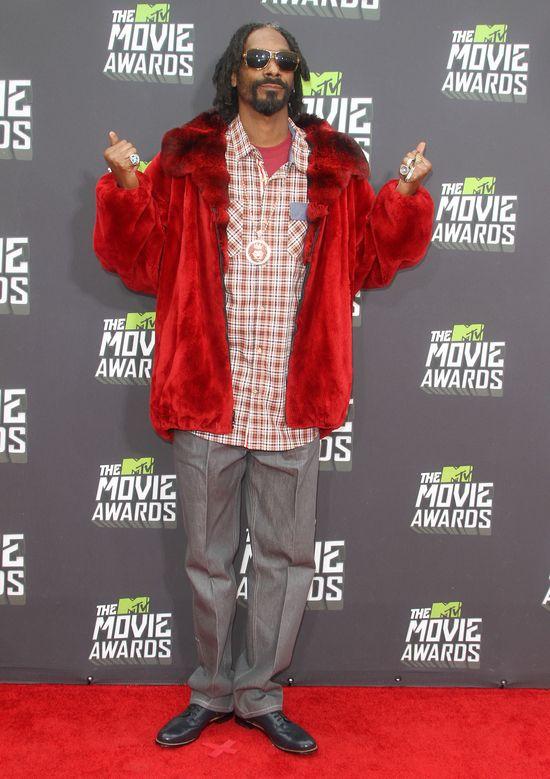 Snoop Dogg był alfonsem
