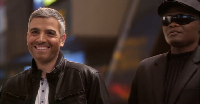 Sobowtór Georgea Clooneya