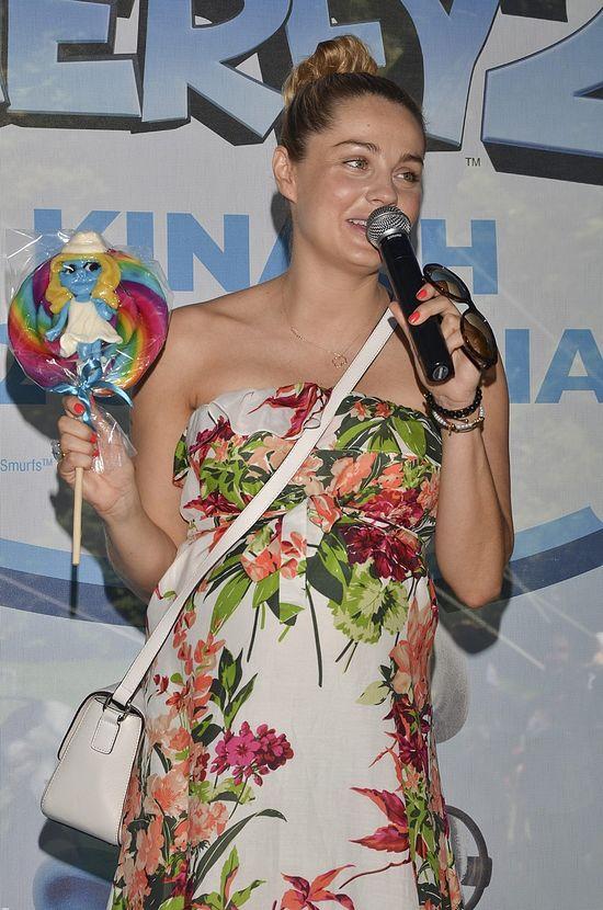 Małgorzata Socha: Nawet crocsy były za małe!