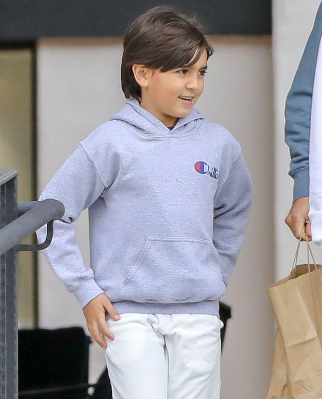 Dzieci Kourtney Kardashian z nową dziewczyną Scotta Disicka (ZDJĘCIA)