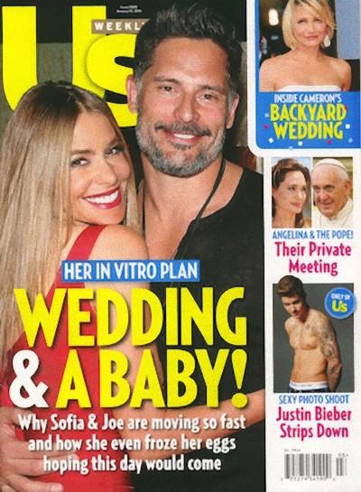 Dziecko Sofii Vergary i Joe Manganiello urodzi surogatka?