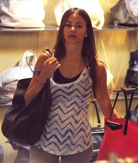 Sofia Vergara ujawnia rozmiar piersi!
