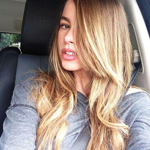 Sofia Vergara przefarbowała włosy (FOTO)