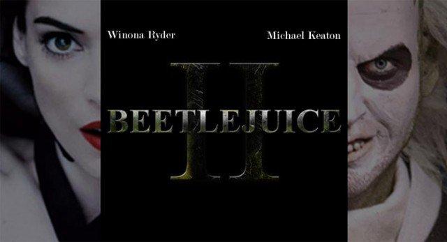 Tim Burton pracuje nad sequelem Soku z żuka?
