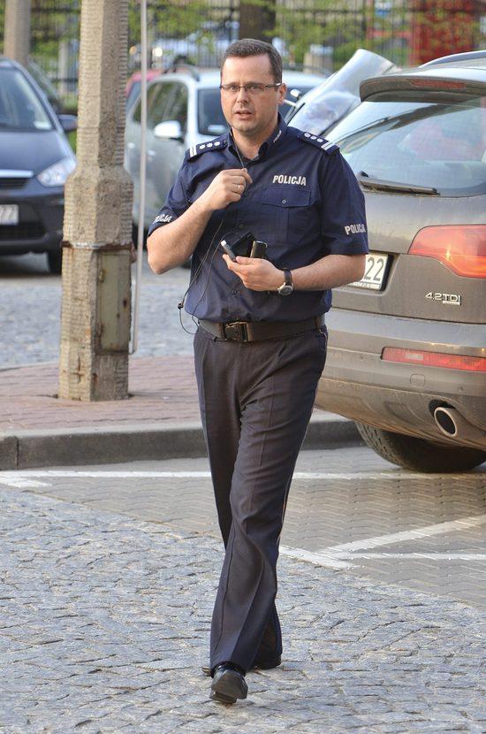Mariusz Sokołowski - rzecznik Policji odchodzi z pracy