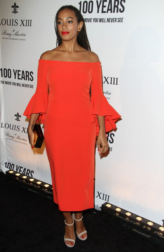 Solange Knowles bardziej naturalna niż jej siostra Beyonce?