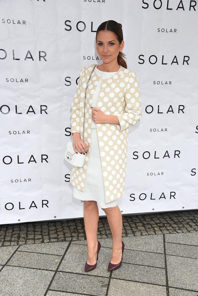 Gwiazdy na premierze kolekcji Solar (FOTO)