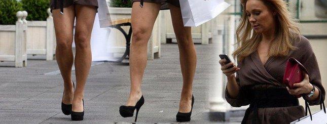 Sonia Bohosiewicz pokazała nogi (FOTO)