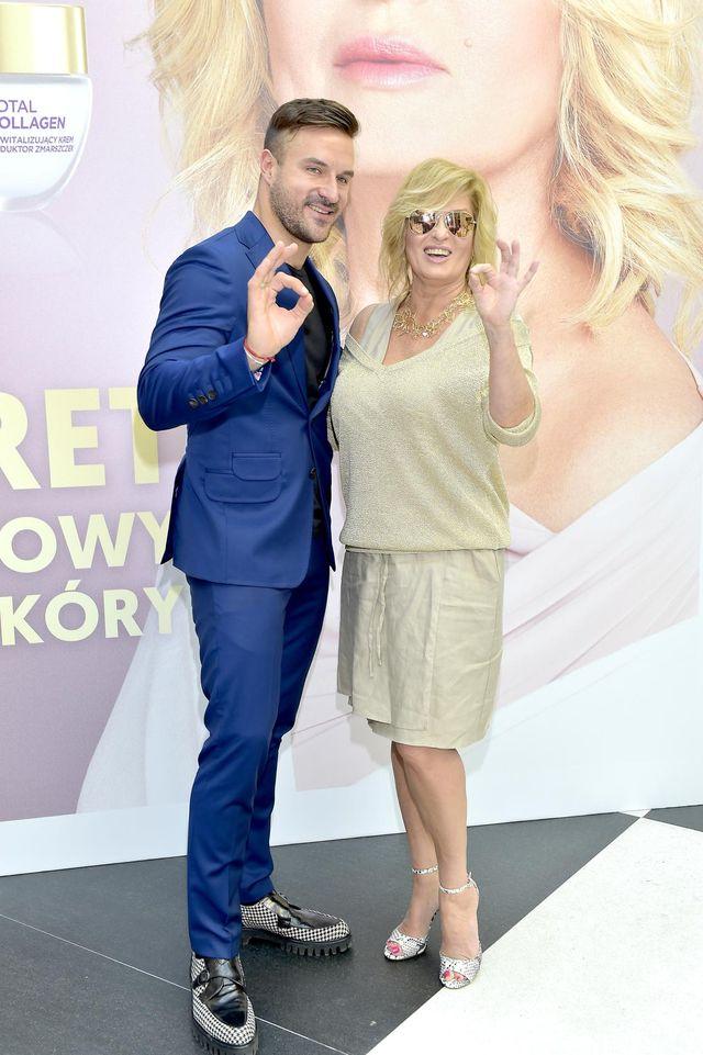 Ewa Kasprzyk: Absolutnie nie czuję się stara - aktorka ambasadorką Soraya