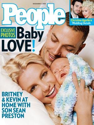 Słodkie maluchy Britney