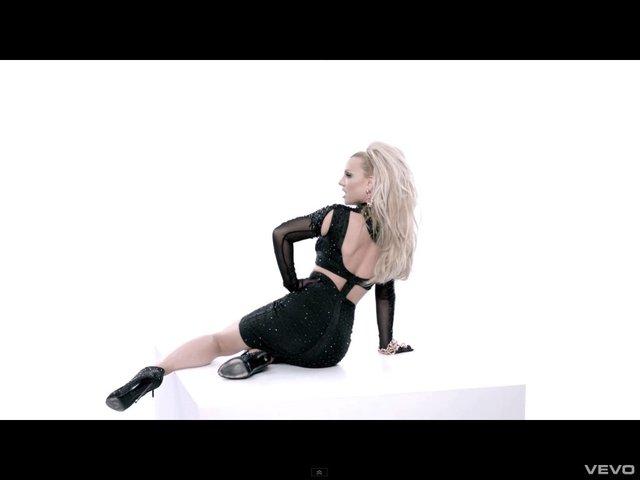 Britney Spears w nowym teledysku [VIDEO]
