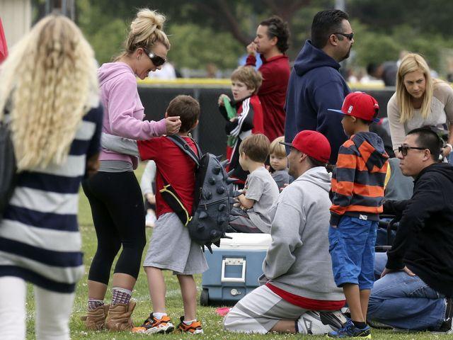 Britney Spears, Kevin Federline i ich wszystkie dzieci