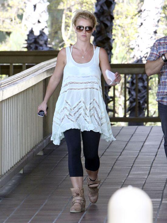 Ulubiony strój Britney Spears