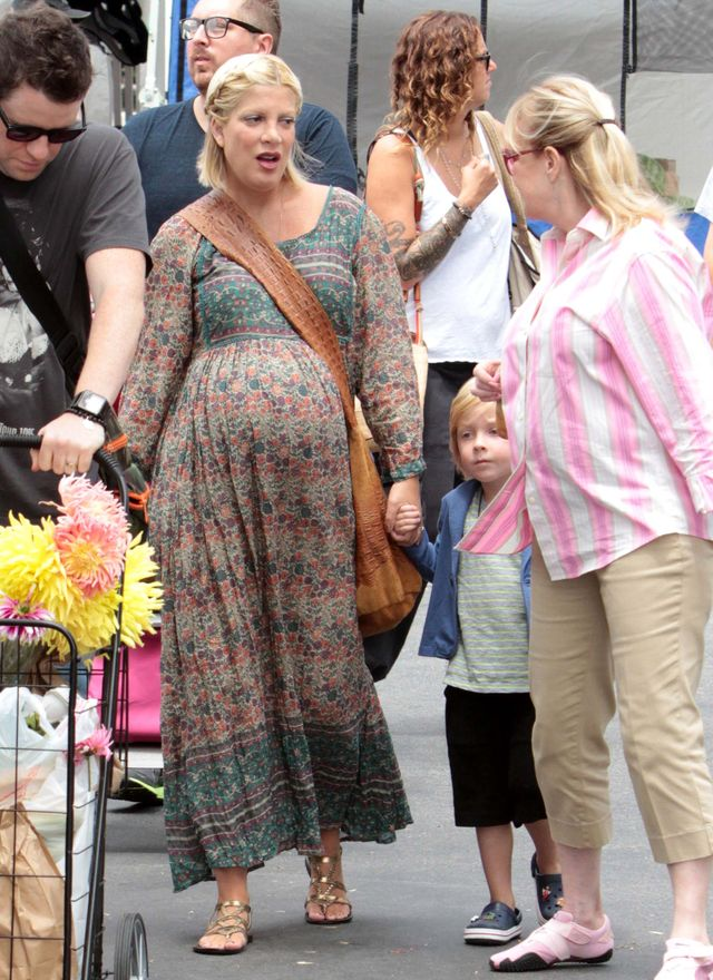 Matka Tori Spelling od dawna cierpi na zaburzenia odżywiania