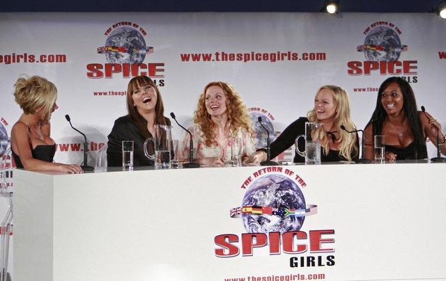Spice Girls - reaktywacja bez Posh?