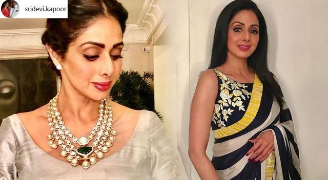 Gwiazda Bollywood UTOPIŁA się w wannie. Nowe informacje na temat śmierci Sridevi