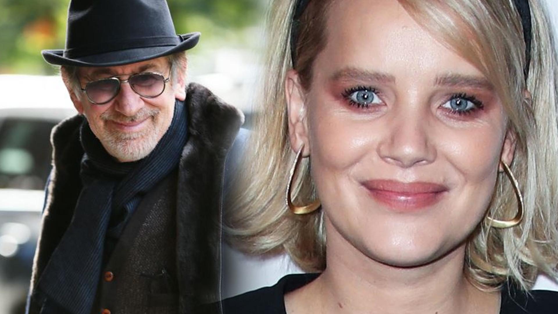 Steven Spielberg zauroczony Joanną Kulig. Spotkali się w jego rezydencji!