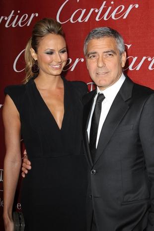 Dziewczyna Clooneya w świetnej formie (FOTO)