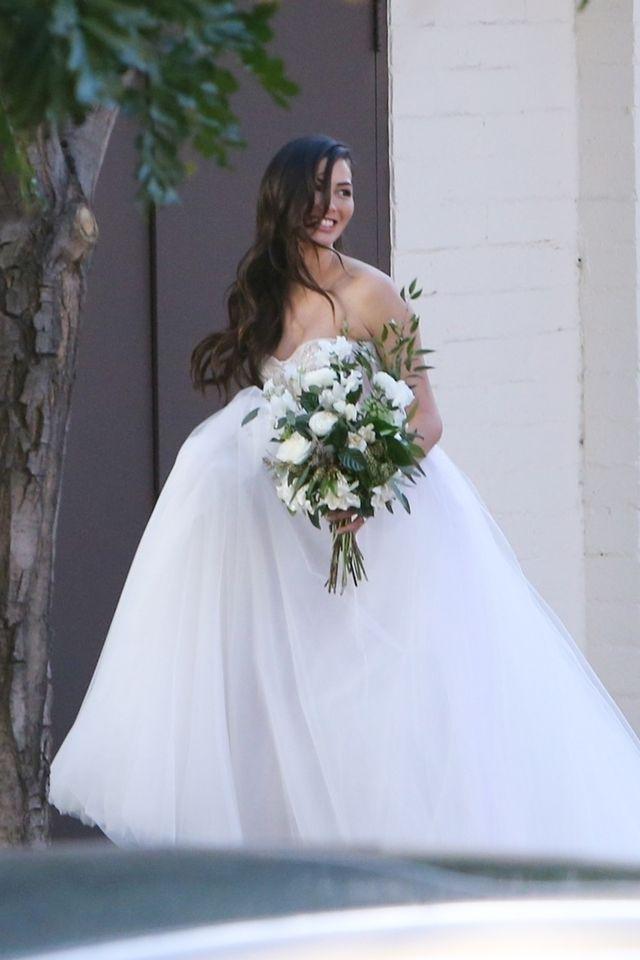 John Stamos z Pełnej chaty ożenił się z piękną Caitlin McHugh