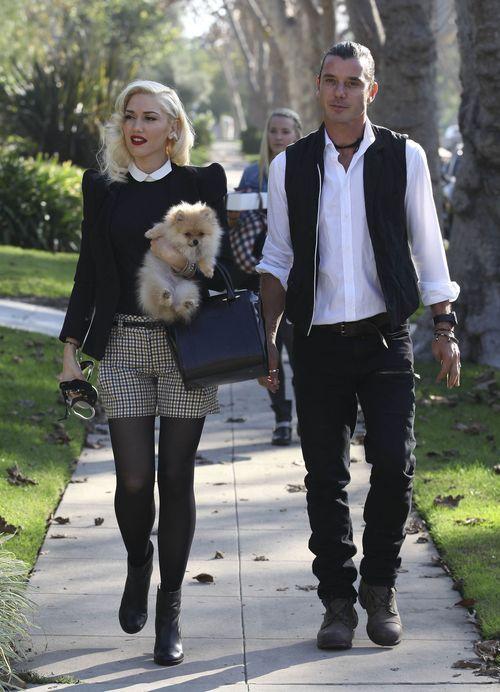 Dzie� Dzi�kczynienia z Gwen Stefani
