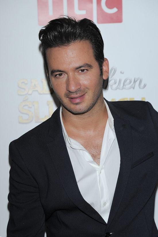 Teraz Stefano Terrazzino będzie nie tylko tańczył, ale i...