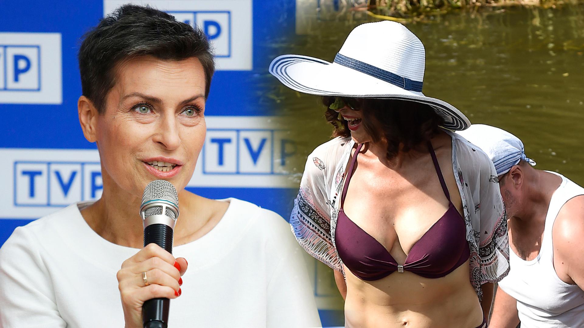 Danuta Stenka zapowiedziała, że spróbuje botoksu