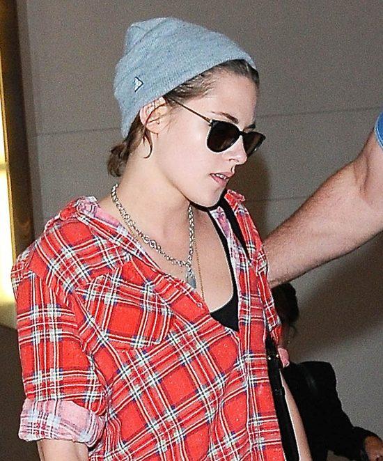 Kristen Stewart o scenach seksu z Robertem Pattinsonem